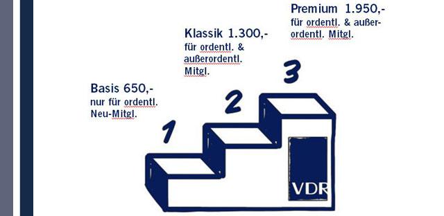 Geschäftsreiseverband VDR mit erweitertem Mitgliedsmodell