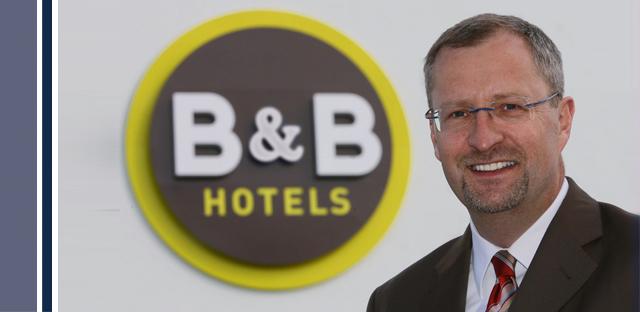 Geld in B&B HOTELS arbeiten lassen