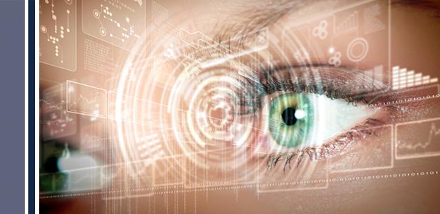 Smartphone vorm Auge?