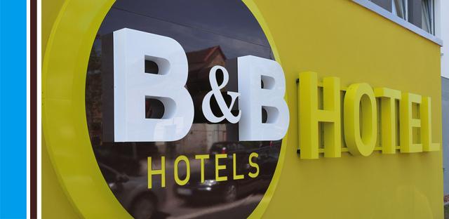 Clever übernachten in den B&B HOTELS