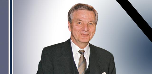 Trauer um Ekkehard Tschirner